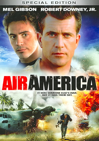 AIR AMERICA BY GIBSON,MEL (DVD)