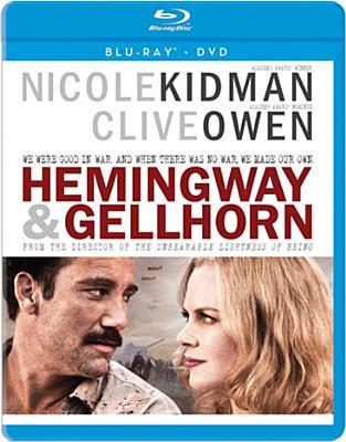 HEMINGWAY & GELLHORN BY OWEN,CLIVE (Blu-Ray)